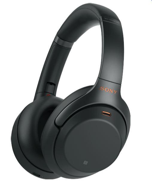 Sony slimme draadloze over-ear headphone WH-1000XM3