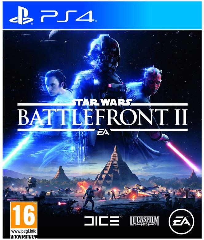 Star Wars Battlefront II voor PlayStation 4