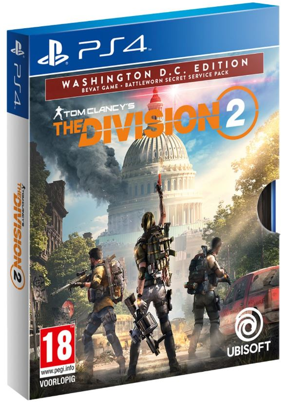 The Division 2: Washington D.C. deluxe editie