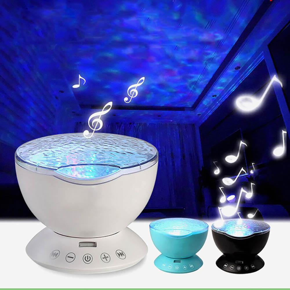 AliExpress speaker/projector onderwater