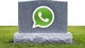 WhatsApp dood Windows Phone Android