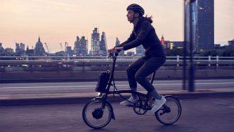 Brompton Electric elektrische fiets