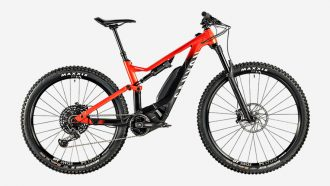 Canyon Spectral:ON 8.0 elektrische mountainbike