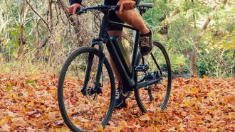 Daymak EC1 elektrische fiets