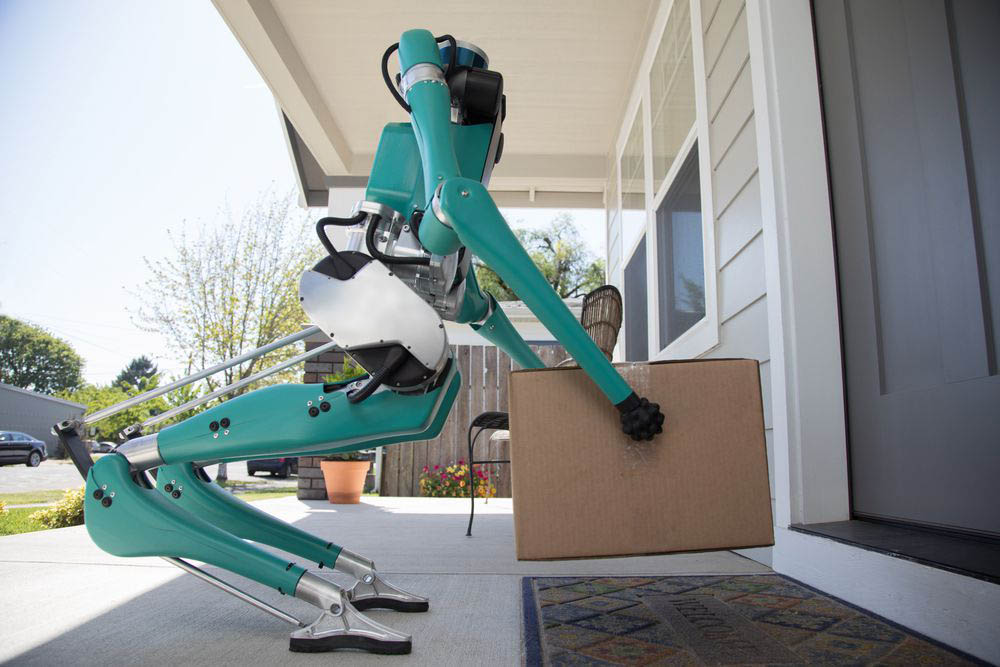 Digit robot Agility Robitics