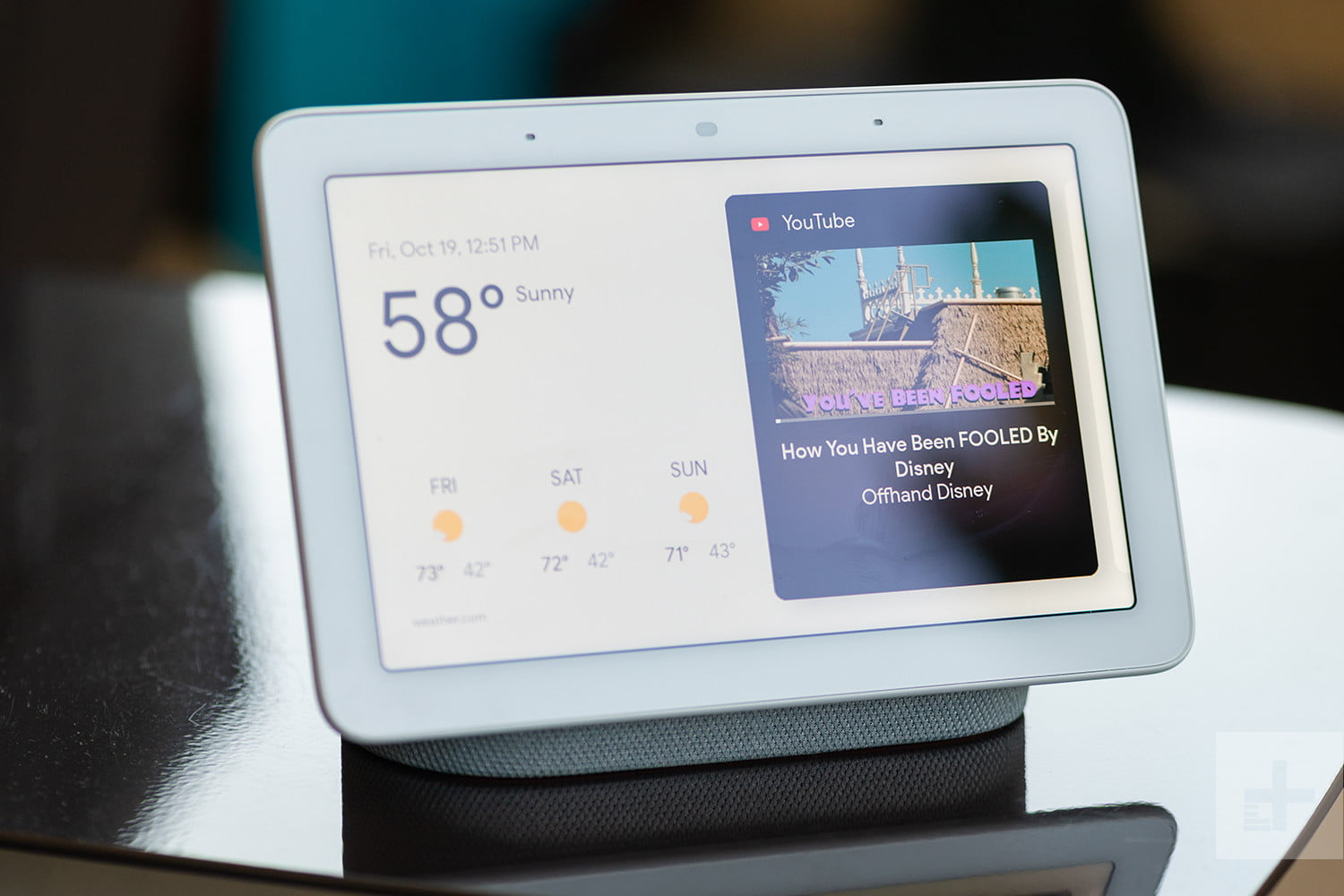 Why you should get the Google Nest Hub from MediaMarkt