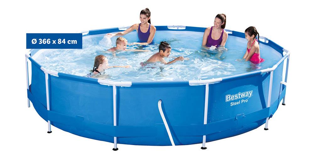 nieuwe stijlen online winkel goede pasvorm Action, Lidl en Aldi superaanbieding: ruim zwembad voor in ...
