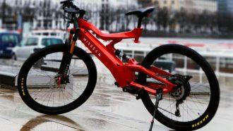 Nireeka elektrische fiets Indiegogo
