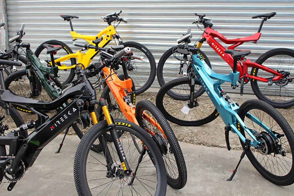 Nireeka elektrische fiets