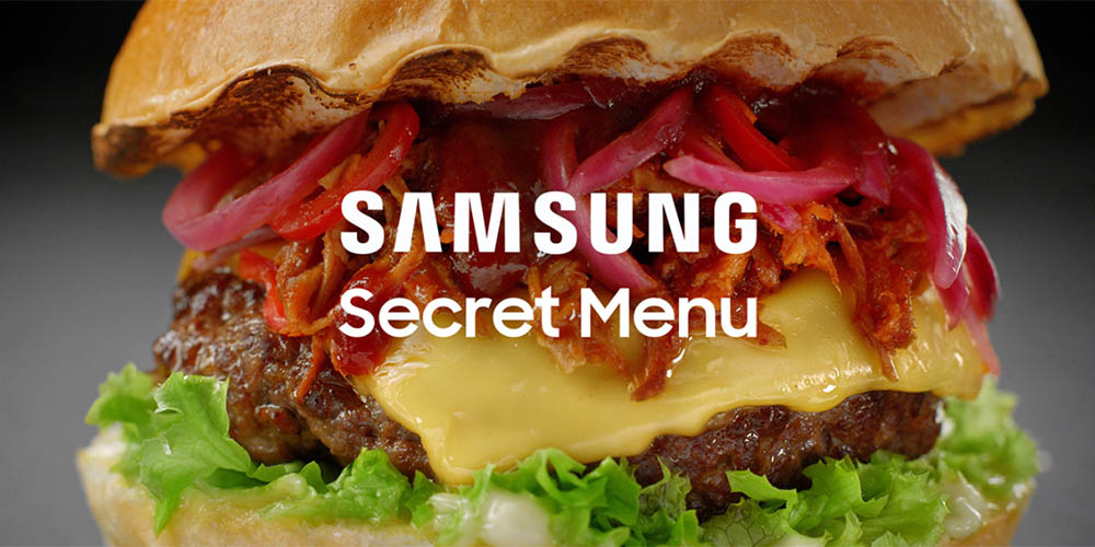 Samsung secret menu