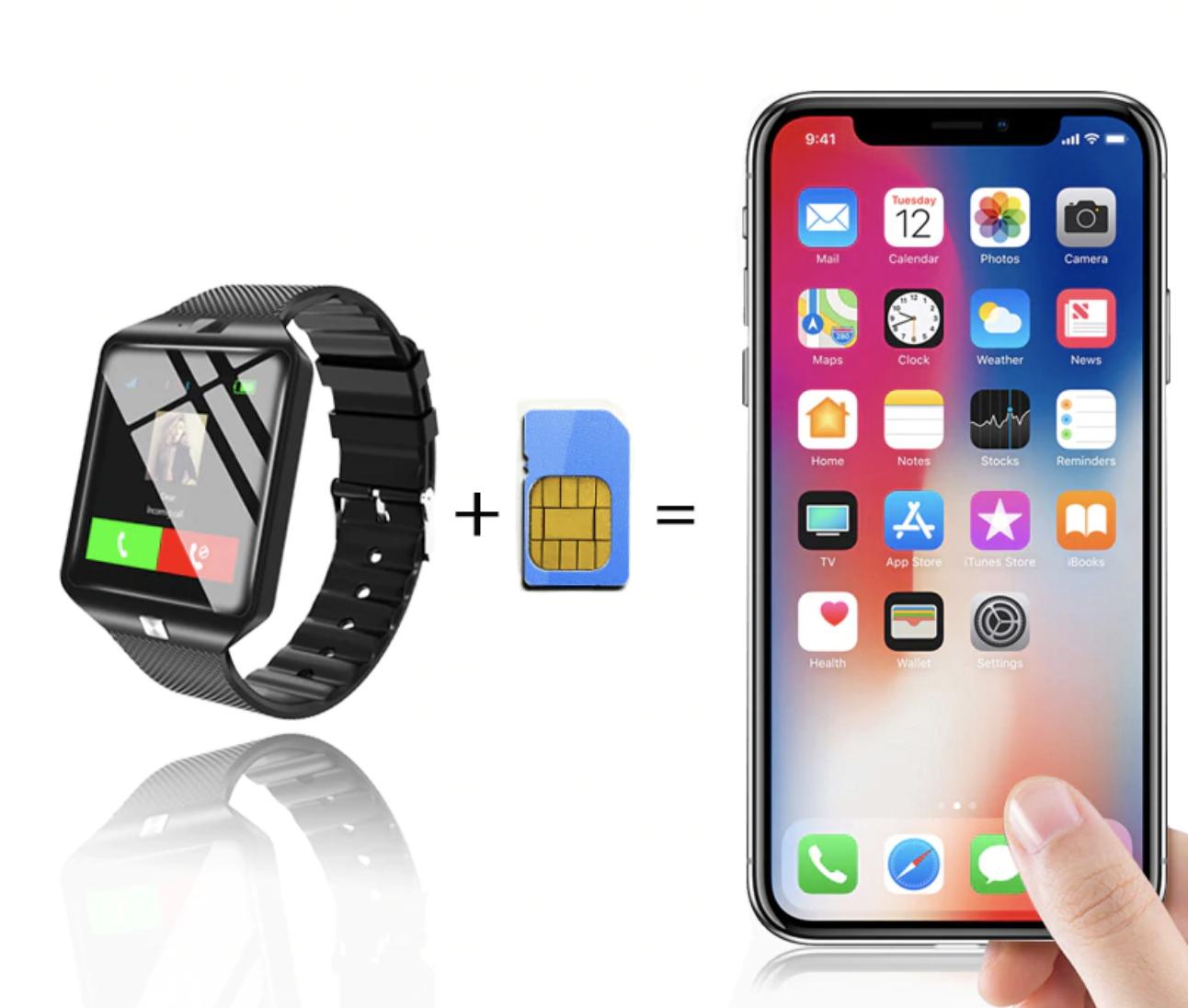 budget smartwatches AliExpress