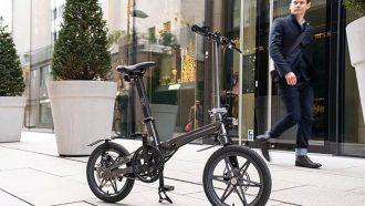 The One elektrische fiets