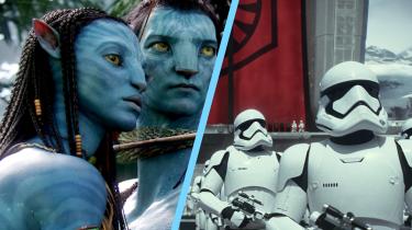 Disney Star Wars films