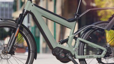 Bosche elektrische fiets