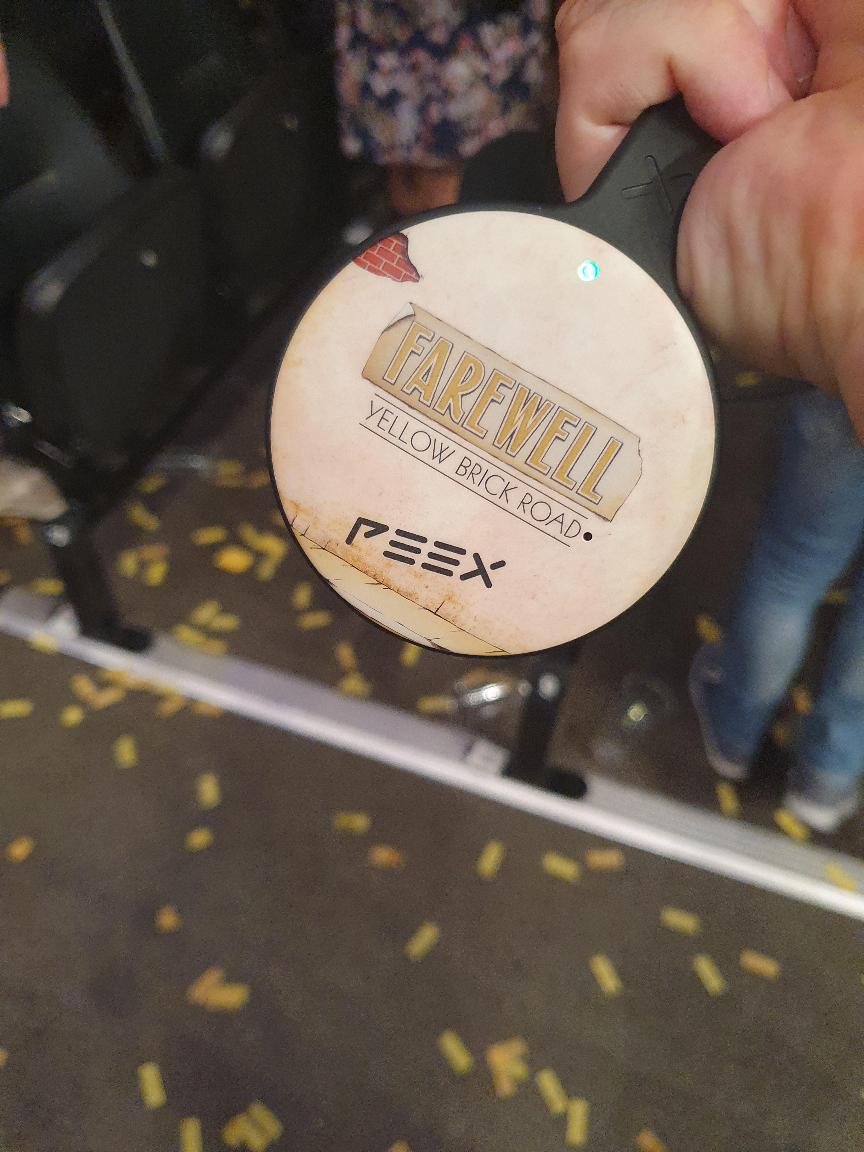 PEEX Elton John Ziggo Dome