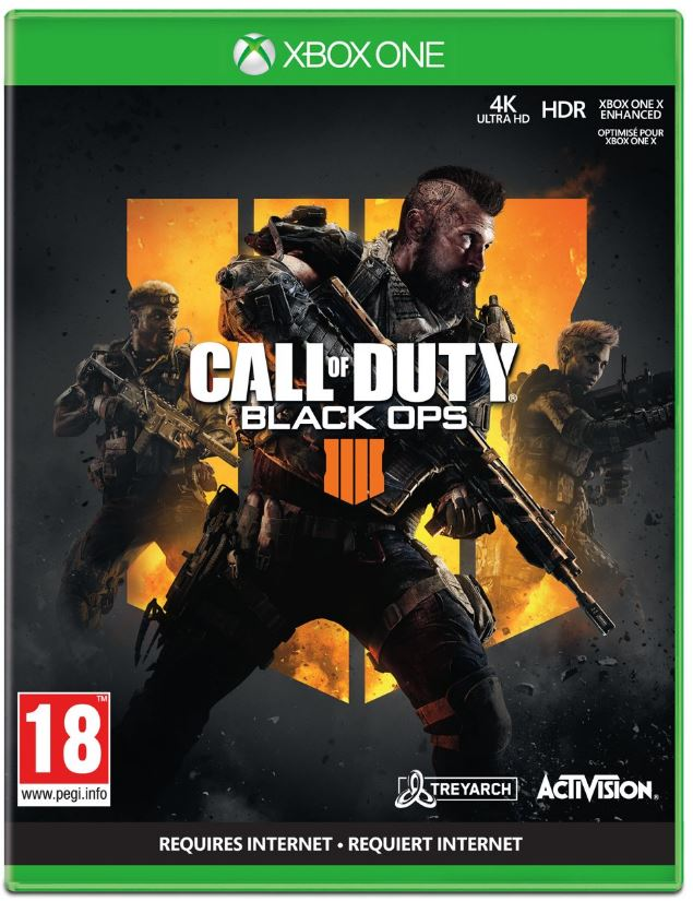 Call of Duty 4 Black Ops bol.com