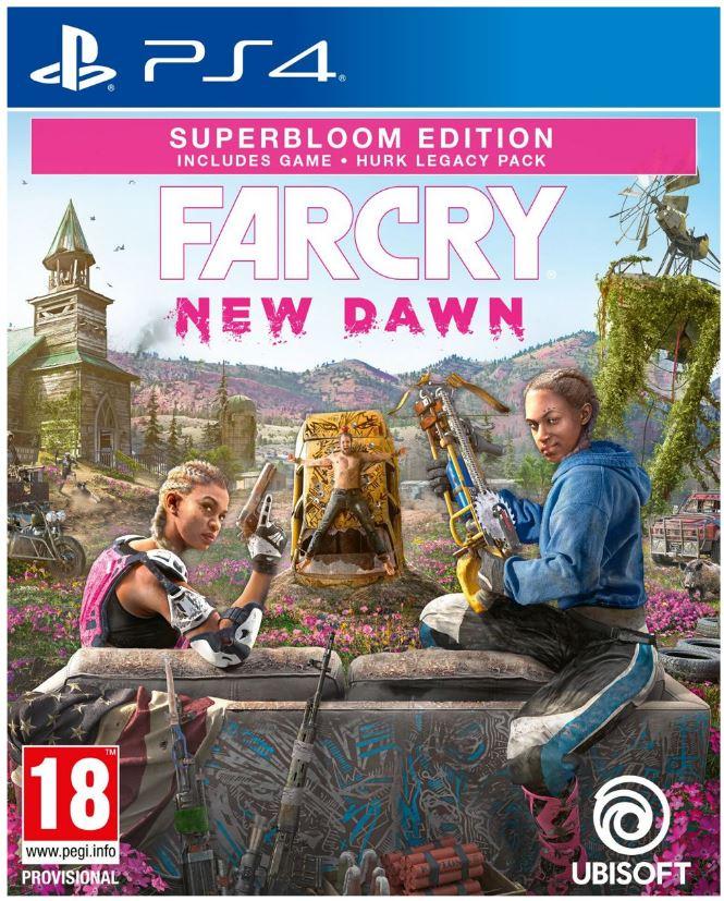 Far Cry New Dawn - Superbloom Edition PS 4 Bol