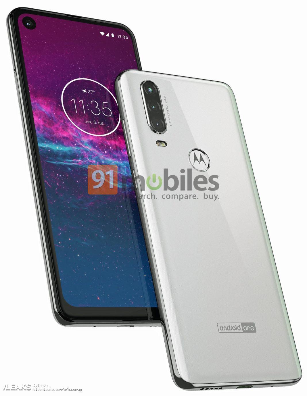 Motorola One Action 2