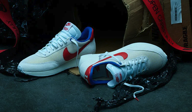 Nike x Stranger Things x Netflix sneakers