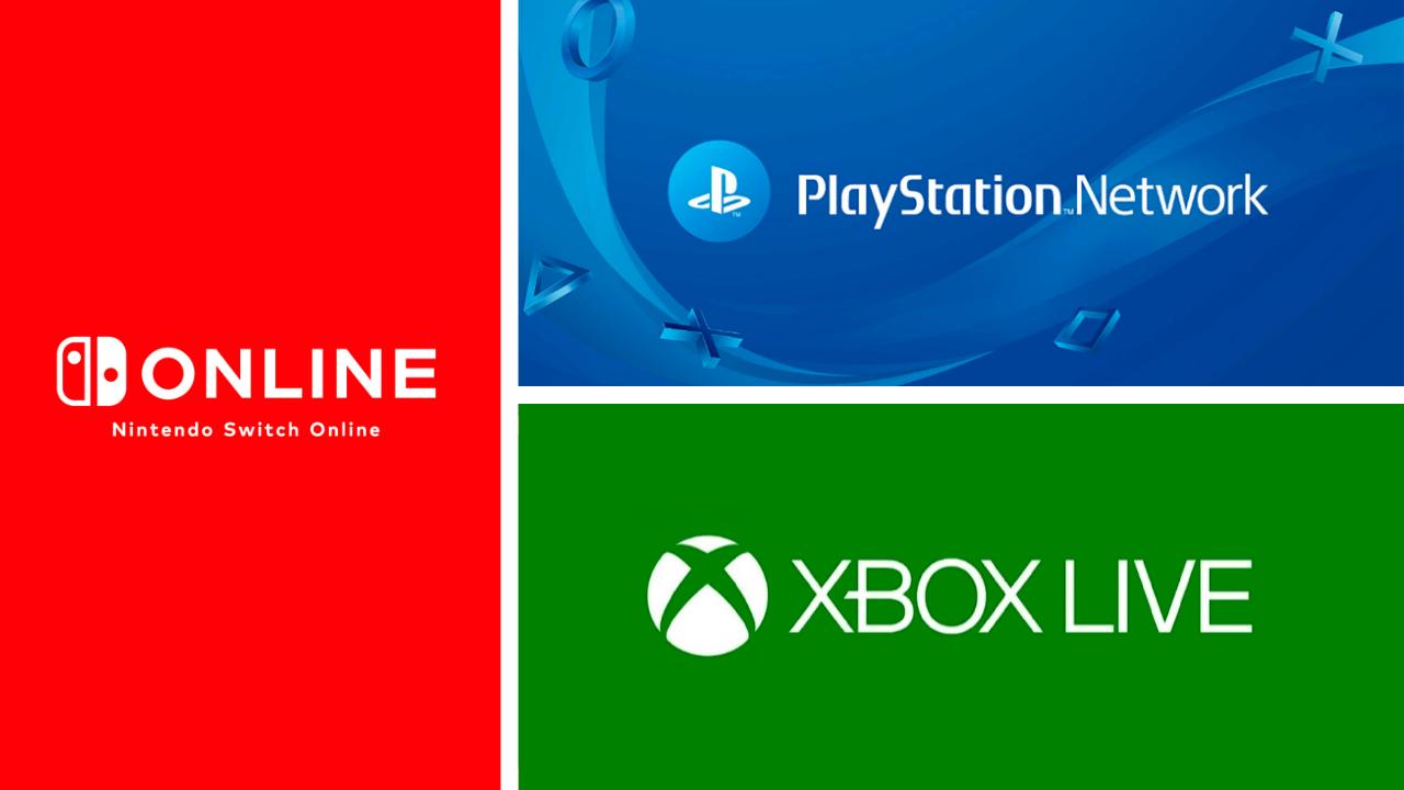 Nintendo, Sony en Microsoft