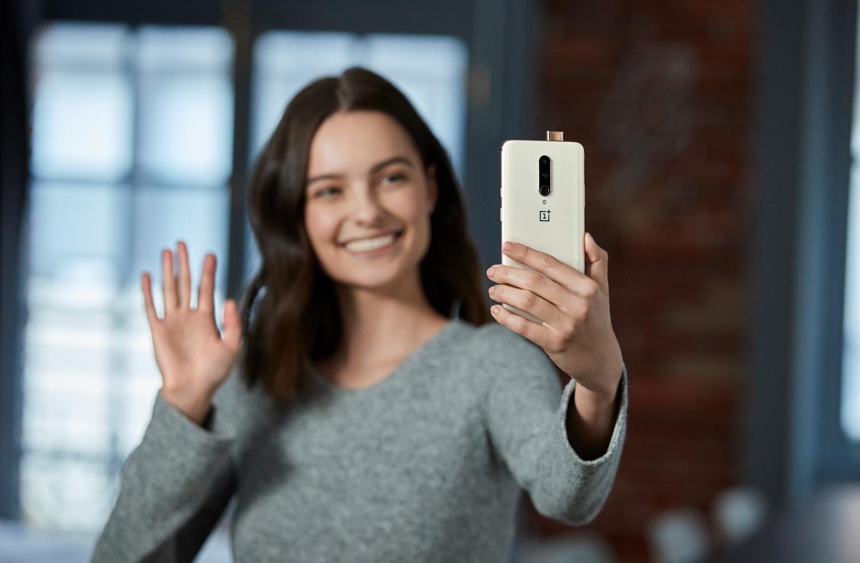OnePlus 7 Pro Almond edition