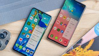 Samsung Galaxy S10 Plus vs Huawei P30 Pro review uitgelicht
