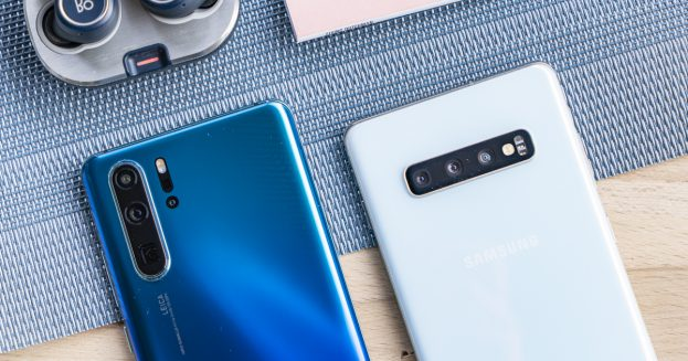 Samsung Galaxy S10 Plus vs Huawei P30 Pro review camera