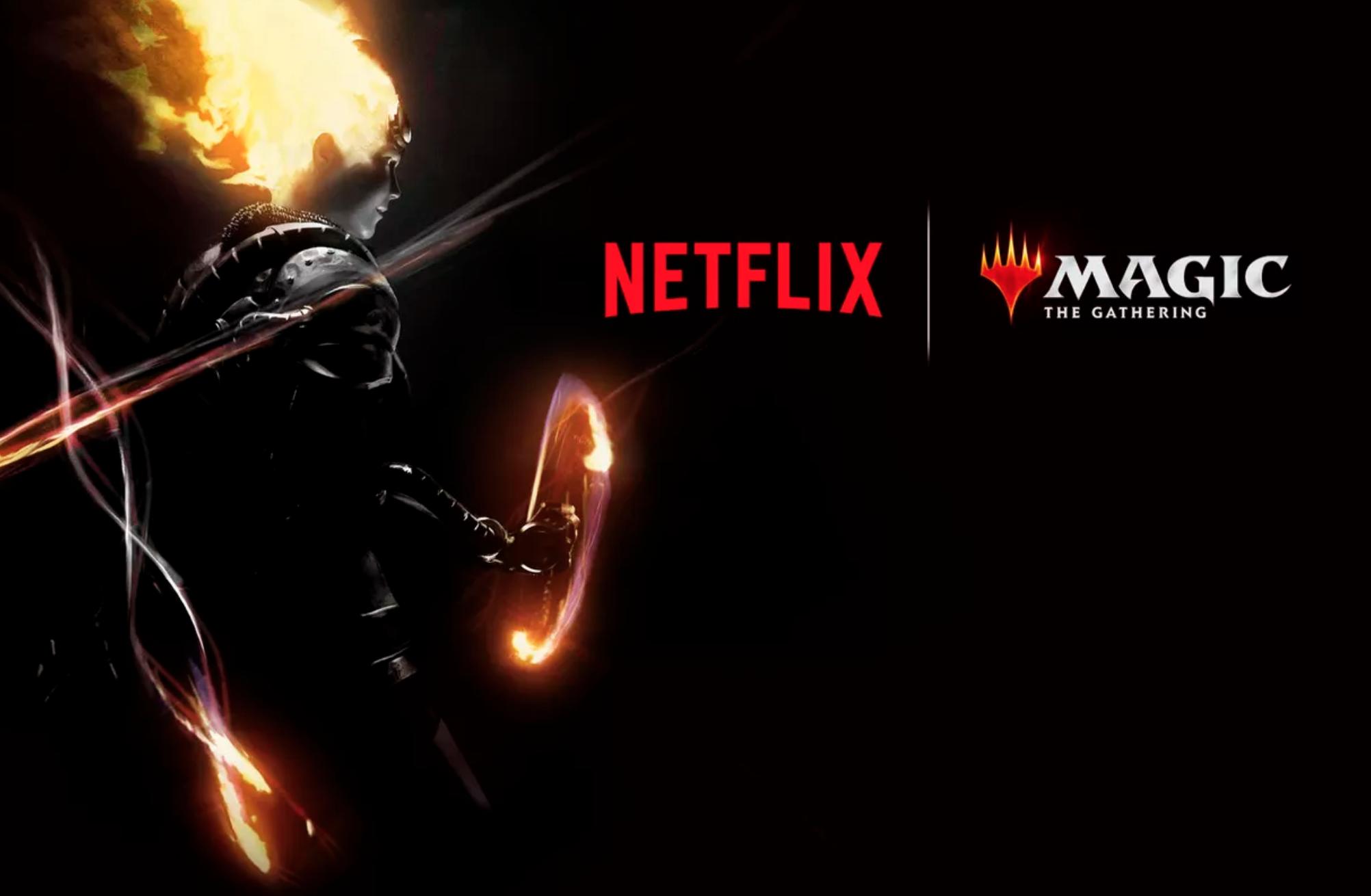Netflix Magic the Gathering