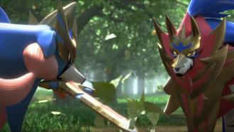 Pokémon Shield Pokémon Sword 1