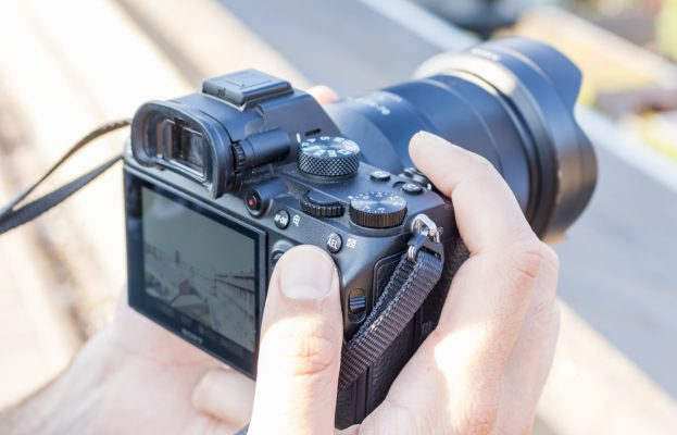 Sony A7 Mark III review bediening