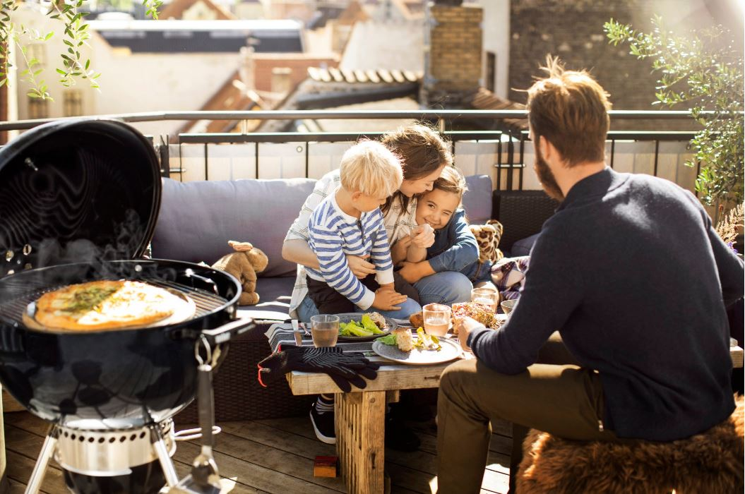 Weber Master Touch GBS Barbecue Coolblue