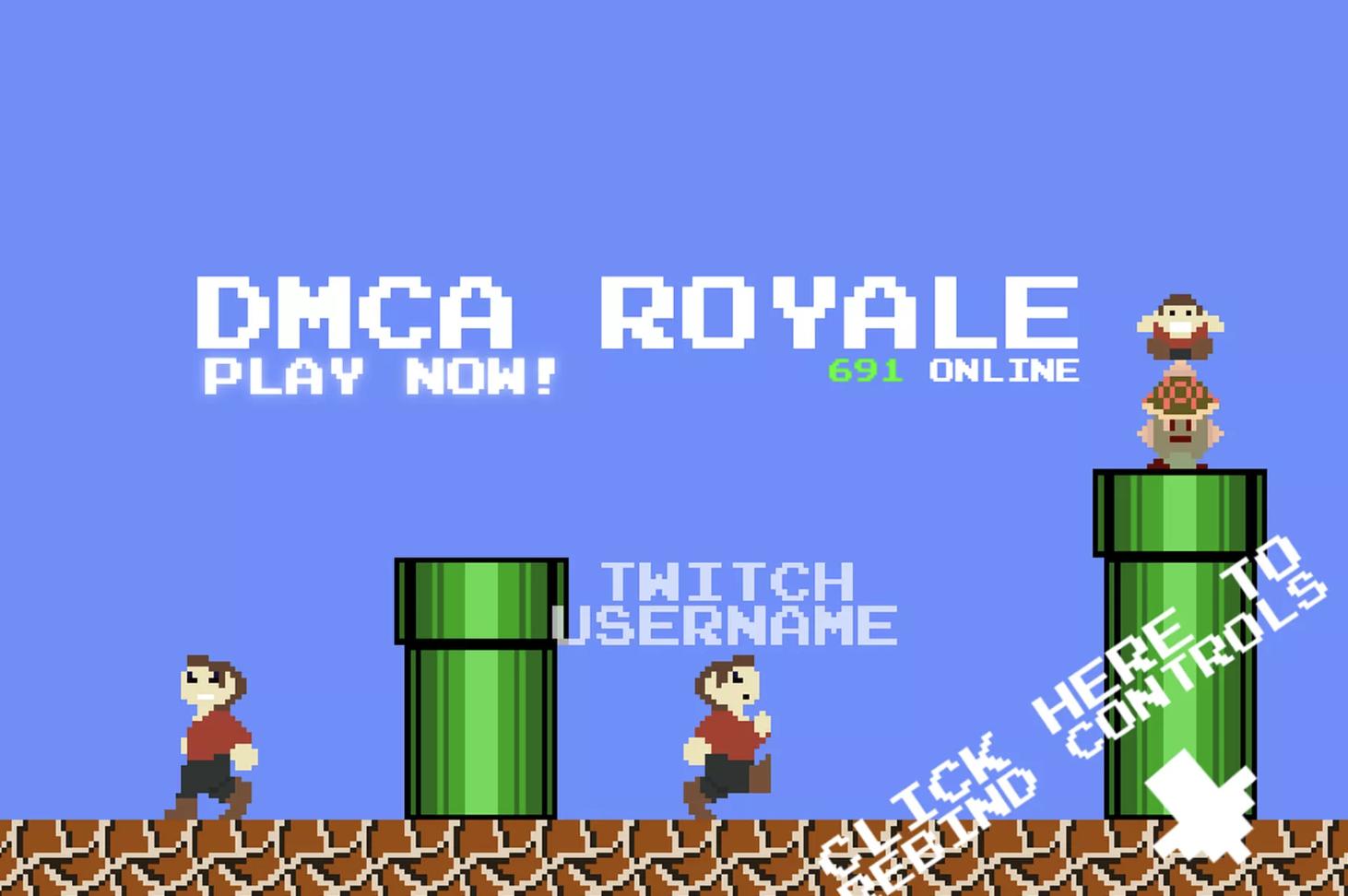 DMCA Royale