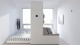 Ikea Rognan robotmeubel