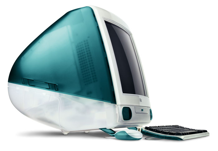 Apple iMac Jony Ive