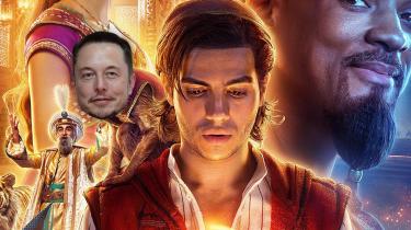 Aladdin Tesla