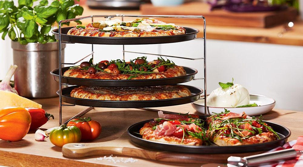 Lidl pizza bakset