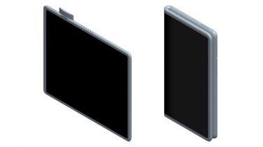 Oppo opvouwbare smartphone