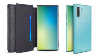 Samsung Galaxy Note 10 case Olixar