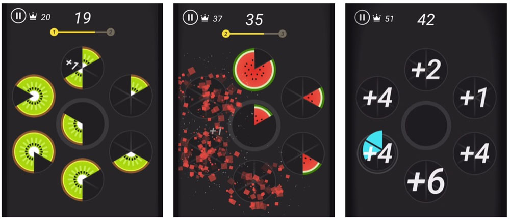 Slices App Store games