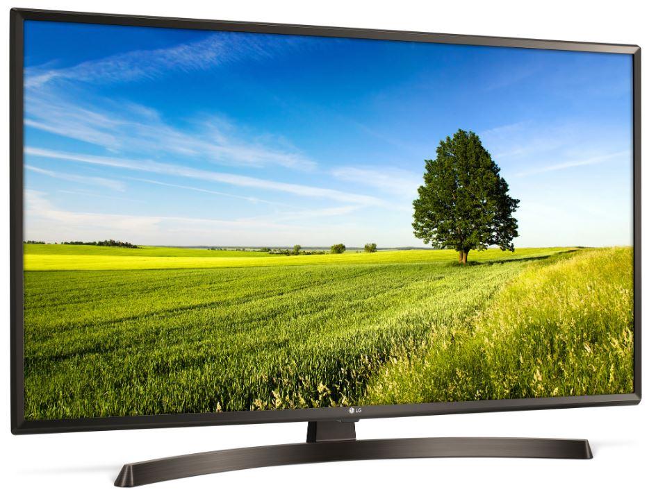 slimme LG 49 inch 4K tv LG 49UK6400 Coolblue