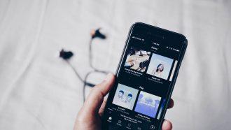 Spotify Stations app