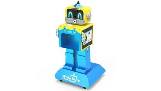 Walklake robot China kinderen