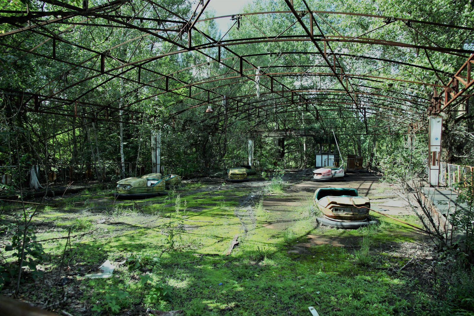 HBO serie Tsjernobyl vakantie