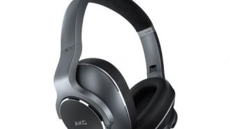 AKG N700NC Wireless over-ear headphone bij Mediamarkt outlet