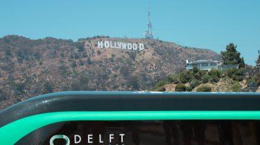 Delft Hyperloop SpaceX wereldrecordpoging