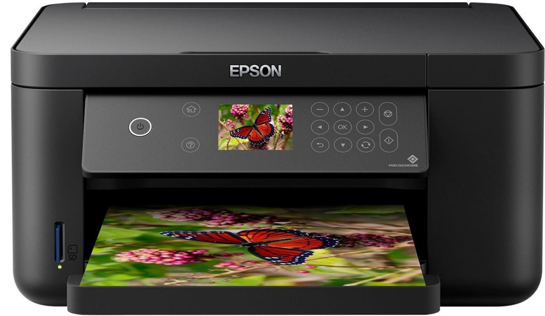 Epson Expression All in one kleurenprinter Home XP 5100 bij bol