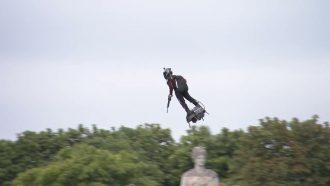 Franky Zapata Hoverboard