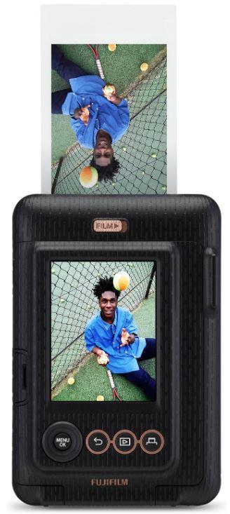 FujiFilm Instax mini LiPlay instant camera bij Coolblue