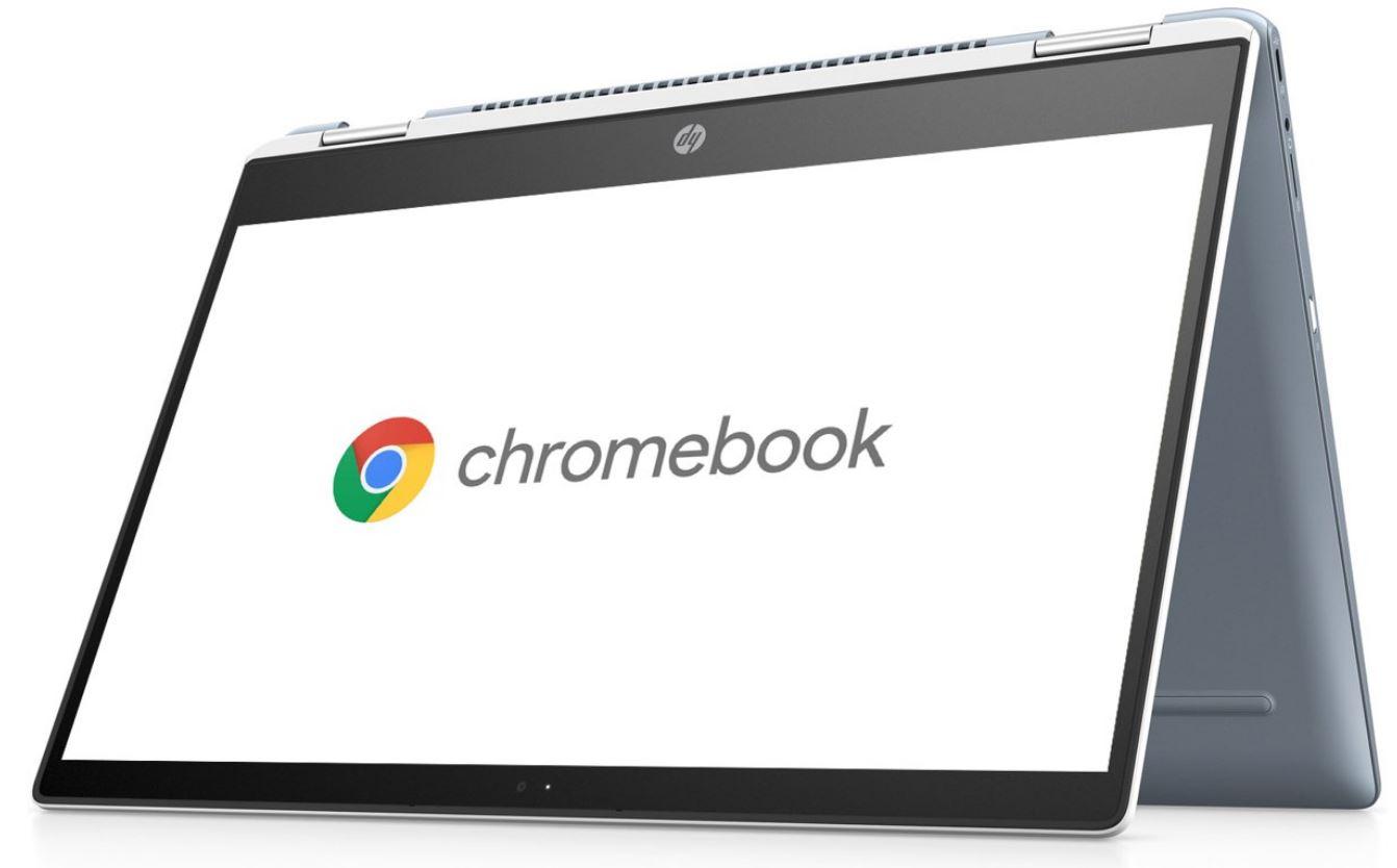 HP Chromebook 360 bij bol