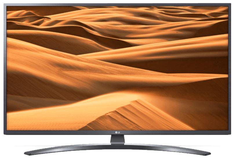 LG ultra hd 4k 43 inch tv LG43UM7400PLB bij Mediamarkt